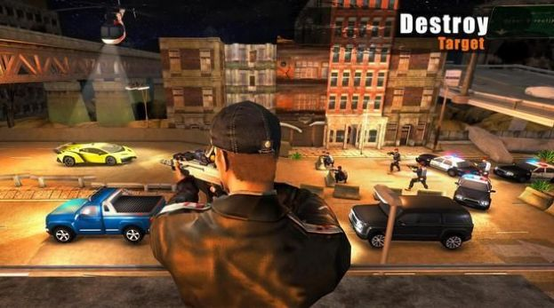 FPS Sniper 3D Gun Shooter Free Fire:Shoo图3